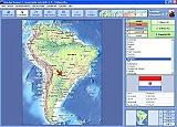 Amerigo Vespucci - Geographie interaktiv